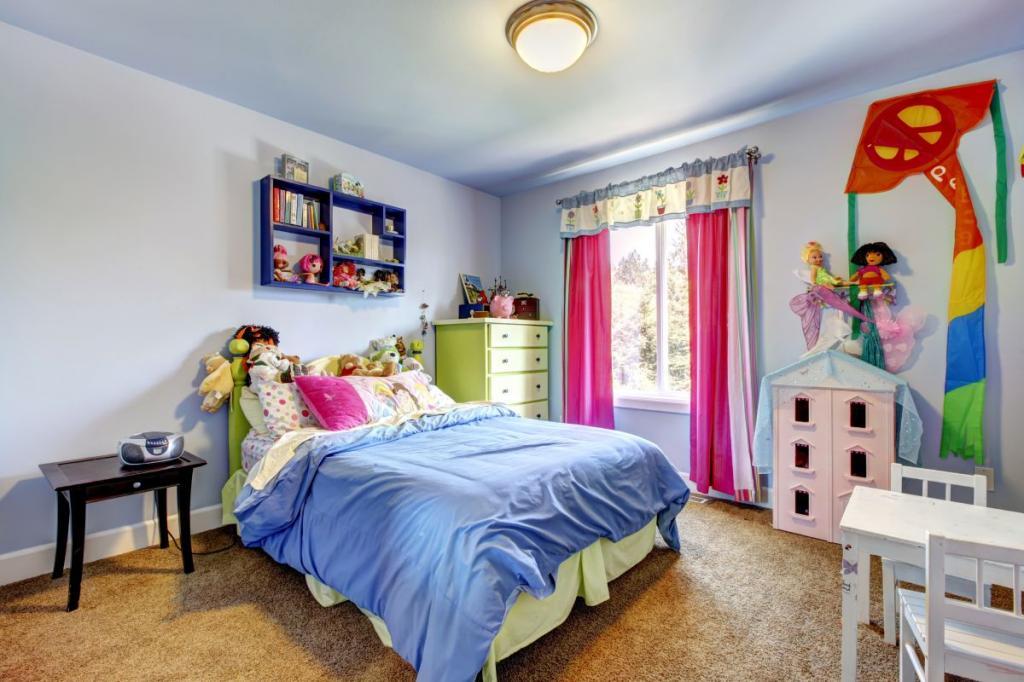 kinderzimmer richtig einrichten worauf sie achten sollten. Black Bedroom Furniture Sets. Home Design Ideas